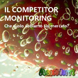 formazione competitor monitoring - controllo concorrenza