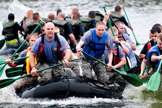 event-rafting