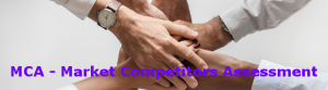 Market competitors assessment