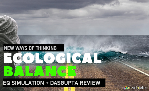 Ecological balance Dasgupta Review